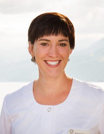 Portrait Barbara Flüeler