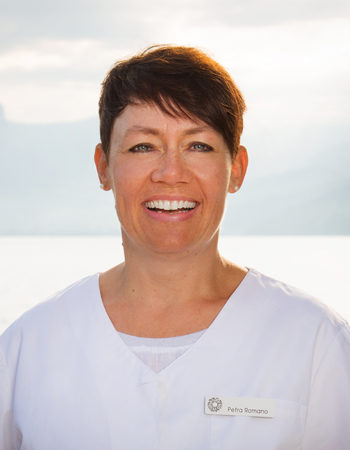 Portrait Petra  Romano-Niederberger